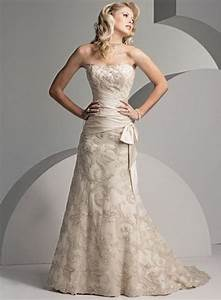 bridal dresses for older brides With older bride wedding dress
