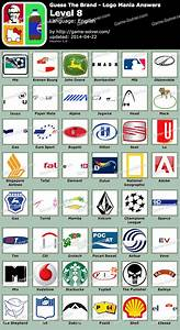 Guess The Brand Logo Mania Level 8 - Game Solver