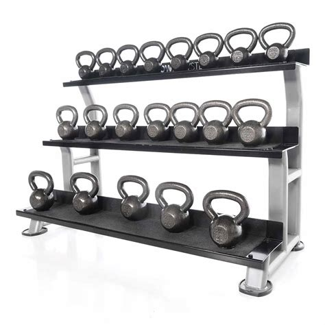 kettlebell rack storage power systems premium club kettlebells exercise equipment general