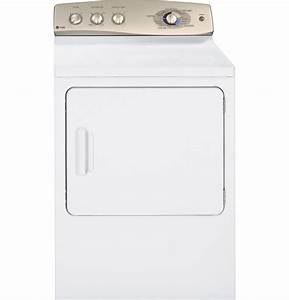 Ge Profile U2122 7 0 Cu  Ft  Super Capacity Electric Dryer With