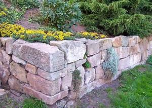 Feuerstelle Aus Stein : natursteine im garten home gartenideen naturstein im ~ Michelbontemps.com Haus und Dekorationen