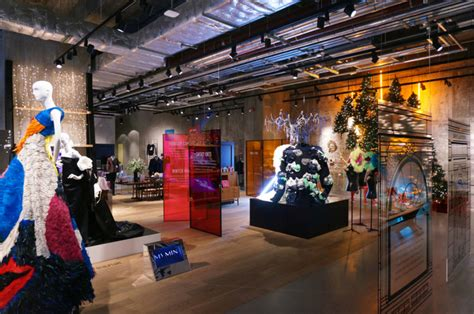 christmas press event  lanecrawford  gladc studio