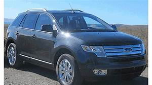 2007 Ford Edge Review  2007 Ford Edge