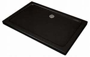 Duschtasse 80 X 100 : 120 x 100 cm acryl duschtasse 50 mm flach schwarz duschwanne dusche acrylwanne ebay ~ A.2002-acura-tl-radio.info Haus und Dekorationen