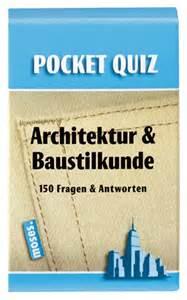 architektur geschenke moses verlag gmbh pocket quiz architektur baustilkunde shop moses verlag
