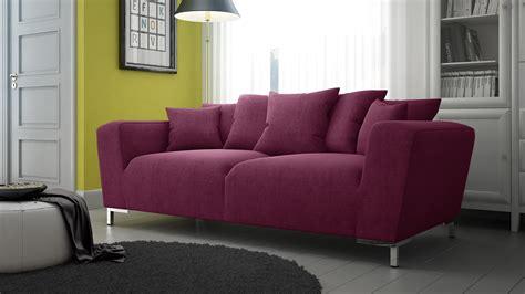 canape tissu 3 places le mobiliermoss tendance déco le canapé scandinave