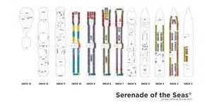 royal caribbean jewel of the seas deck plan