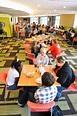 Dining options at Grand Rapids Community College, Aquinas ...