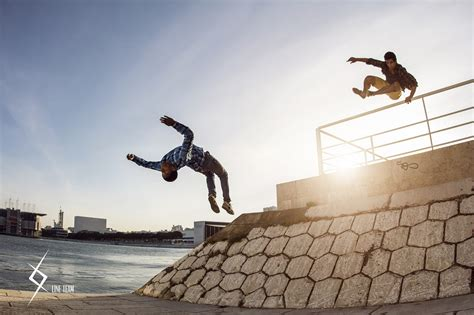 Off The Beaten Track With Lisbon Parkour