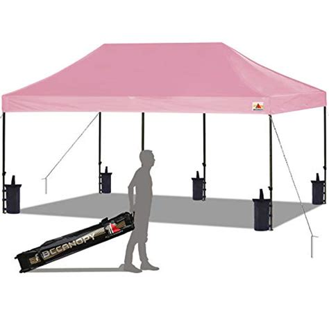 abccanopy popup canopy  outdoor canopy tent commercial canopy xpink ebay