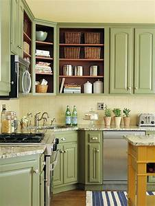Beautifully colorful painted kitchen cabinets for Kitchen colors with white cabinets with where to find wall art