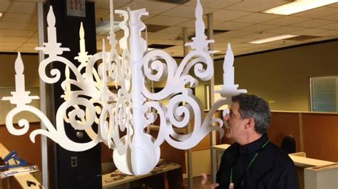 How To Make A Chandelier Out Of Paper paper chandeliers