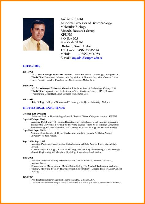 cv professional format   theorynpractice