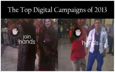 Best Marketing - the top digital marketing caigns of 2013 schaefer