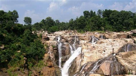 panch gagh falls ranchi jharkhand india youtube