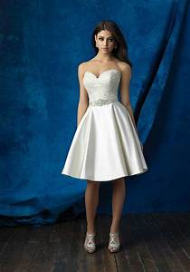 short wedding dresses With wedding dresses to suit short brides