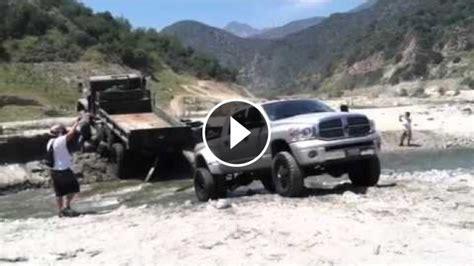 cummins power  cummins powered pickup pulls