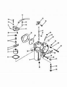 Mercury Marine 90 Hp  6 Cylinder  Carburetor  90  Parts