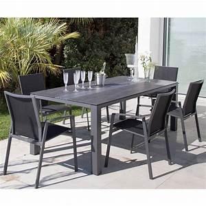 Salon Vert De Gris : stunning table de salon de jardin gamme vert images ~ Melissatoandfro.com Idées de Décoration