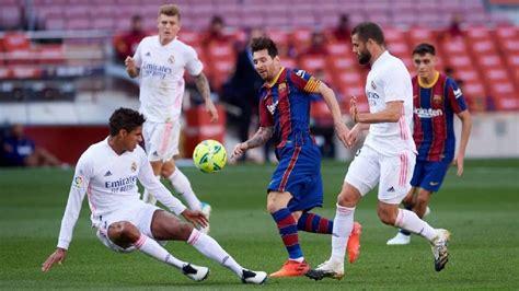 Messi jugaría su último clásico para el Barcelona este sábado