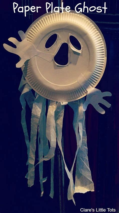 paper plate ghost 3205 best paper plates images on paper plates 2636