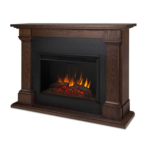 electric fireplaces lowes real 8011e callaway grand electric fireplace lowe