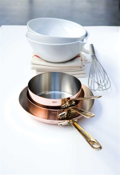 mauviel  south africa copper cookware   france copper cookware mauviel copper