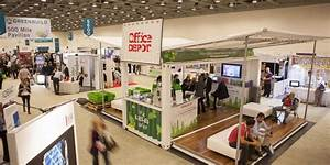 Container Trade Show Booth With Office Depot Turnkey