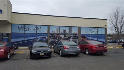 vision hyundai rochester ny  car dealership