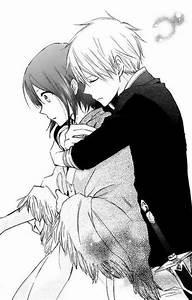 WER Ist Diese Manga Person Anime Personen Umarmung
