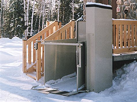 make your illinois home wheelchair accessible elevator