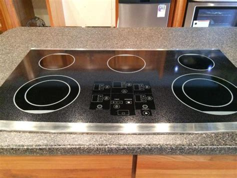 ge monogram  stainless built  cooktop   sale  tacoma washington classified
