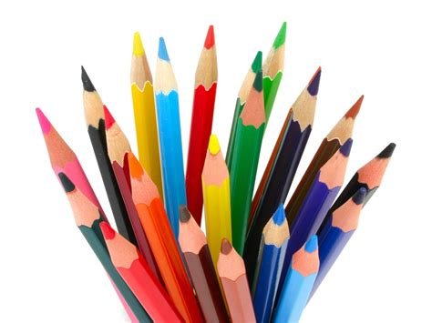color pencils pencils images colored pencils hd wallpaper and background