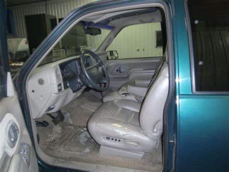 purchase used 1997 gmc slt 4x4 3rd door loaded clean 5 7 vortec in leesburg ohio