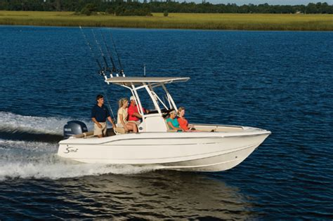 Scout Boats 245 Xsf Reviews by 2003 Scout Boats 202 Dorado Georgetown South Carolina