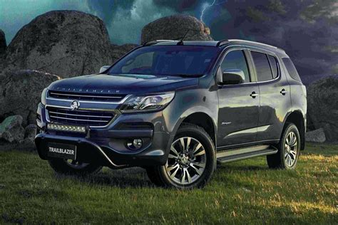 Holden Colorado And Trailblazer Storm Editions Are Better ...