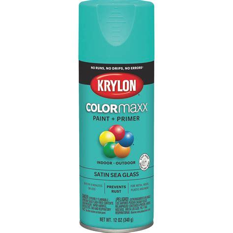 krylon colormaxx spray paint walmart com