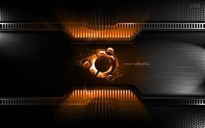 Ubuntu Linux Wallpapers Grau Nde Einfache Hintergrund