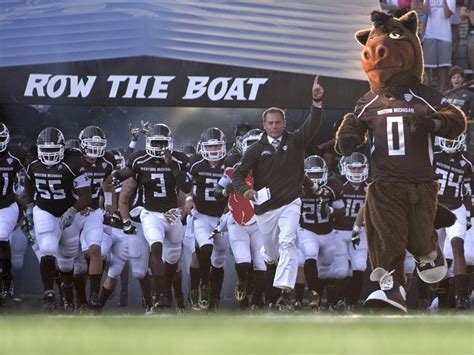 Row Your Boat Western Michigan by Video Quot Caution How Coming Quot Footballscoop