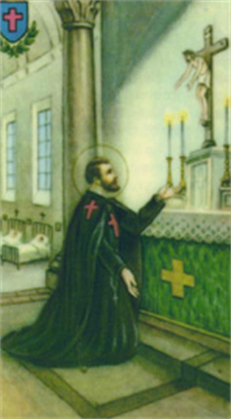 st camillus de lellis saints angels catholic