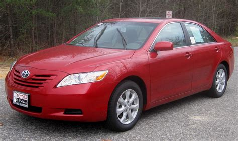 2009 Toyota Camry Le file 2009 toyota camry le jpg wikimedia commons