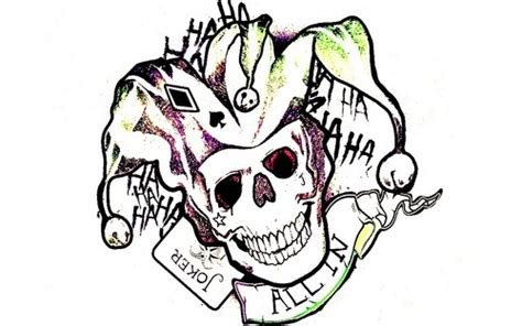 joker tattoos wallpapers gallery