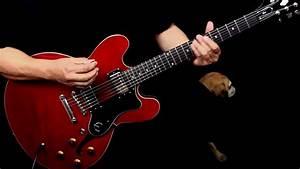 The Epiphone Dot Es-335 Guitar Demo Chords