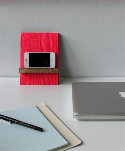 diy phone stand for desk 1000 images about cell phone stand ideas on pinterest
