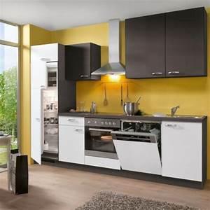 Küche Komplett Mit Geräten : einbau k che komplett mit elektroger te 280 cm stellmass ~ Bigdaddyawards.com Haus und Dekorationen