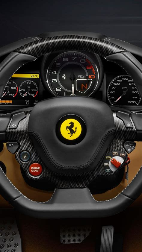 Tons of awesome ferrari wallpapers to download for free. Ferrari iPhone Wallpapers | PixelsTalk.Net