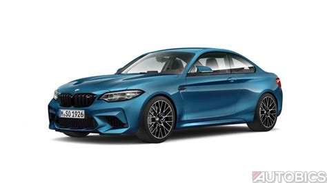 Bmw M2 Competition 2019 by Bmw M2 Competition Blue 2019 Autobics