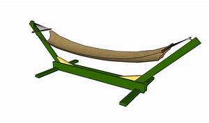PDF DIY Hammock Stand Plans Download easy entertainment