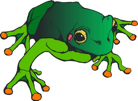 Frogs Clipart Clipart For Free Frog Clip