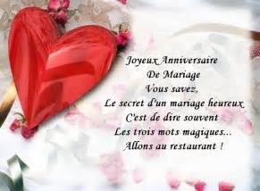 signification anniversaire de mariage texte anniversaire de mariage